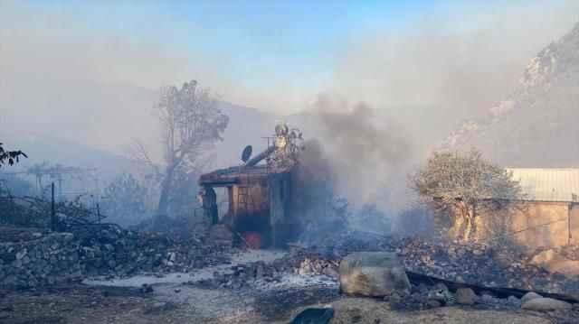 Manavgat'ta acı bilanço gün ağarınca ortaya çıktı! Yürek burkan kareler -  Alanya Gündem